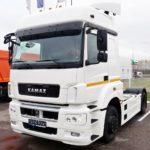 Ксередине осени КамАЗ выпустил практически 3,5 тысячи фургонов