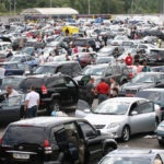 Граждане Украины массово пересаживаются наподержанные автомобили