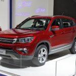 Changan пополнил линейку SUV компактный CS15