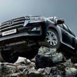 Стартовали продажи улучшенного Land Cruiser 200