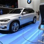 БМВ представил новый SUV X5 PHEV на автомобильном салоне вГуанчжоу