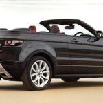 Кабриолет Range Rover Evoque обойдется от4 млн руб.