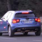 Benz готовит обновление GLA