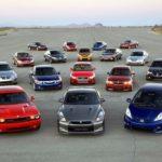 В прошлом месяце цены не поменялись только у20 производителей автомобилей