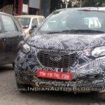 Индийские СМИ показали фотографии хэтчбека Datsun redi-Go