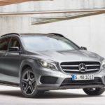 Benz расширил стандарнтую сборку 2016 GLA