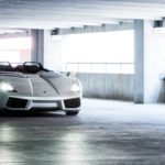 Необычайный 2006 Lamborghini Concept Sтак инесмогли реализовать
