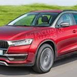В 2018г будет показан премиальный кроссоверDS 3 SUV