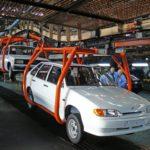 Производство легковушек вРФ за11 месяцев упало на24%