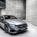 «Мерседес» продемонстрировал самое маломощное купе S-класса