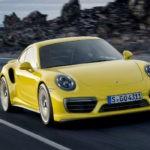 Порше представит вДетройте новые 911 Turbo иTurbo S