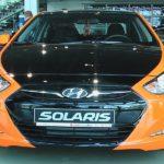 Хюндай Solaris вконце осени установила новый рекорд продаж в Российской Федерации