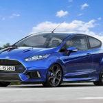 Немцы узнали год выхода RS-версии Форд Fiesta