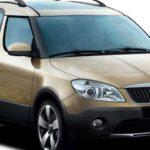 Шкода Roomster будет копией VW Caddy