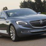 Концептуальный автомобиль седана Buick Avenir Concept неполучит серийного продолжения