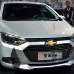 Продажи улучшенного Шевроле LovaRV начались в КНР
