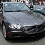 Мазерати готовит рестайлинг флагманского седана Quattroporte