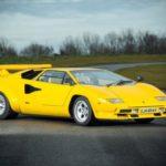 Всередине зимы нааукцион выставят суперкар Lamborghini Countach 400S