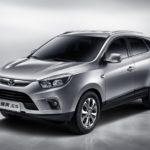 В РФ закончились продажи авто JAC
