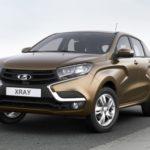 Лада Xray уже доступна для заказа в РФ