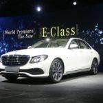 Mercedes объявил российскую цену нового E-Class