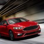 Улучшенный Форд Fusion получил 325-сильный турбомотор