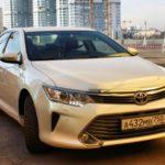 Тойота Motor снизила продажи вРФ в 2015-ом на34,6%