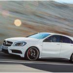 2-ое поколение хэтчбека Mercedes-AMG A45 появится в 2019