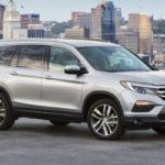 Cтартовали русские продажи новоиспеченной Хонда Pilot