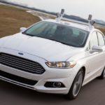В Форд сделают такси без руля ипедалей