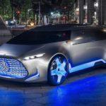 Mercedes запустит линейку электрокаров для конкуренции с БМВ иTesla