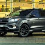 Форд готовит кпрезентации кроссовер Kuga вверсии ST-Line