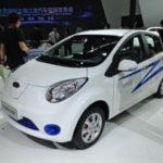 Китайский электромобиль JAC iEV6E готовится квыходу нарынок