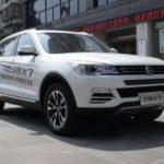 6сентября на рынок КНР выйдет кроссовер Hanteng X7