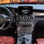 Mercedez-Benz продемонстрировал в российской столице новый кросс-купе GLC Coupe