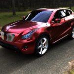 БМВ готовится кмировой премьере кросс-купе X2