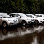 Всередине лета продажи «китайцев» на русском рынке упали на36%