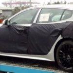 На уличных тестах замечен новый Киа GT