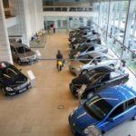 Импорт легковых автомобилей в Российской Федерации вырос впервый раз затри года