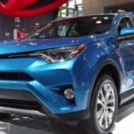 Тойота официально представила обновленный тип кроссовера RAV4