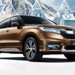 Новые комплектации Хонда Avancier представлены в«Поднебесной»