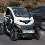 Компания Рэно начала продажи электромобилей в РФ