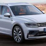 Новый VW Tiguan летом стал наиболее популярным SUV вевропейских странах