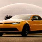 ВКитайской республике представлен новый Шевроле Camaro
