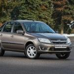 «АвтоВАЗ» осуществит фейслифтинг Лада Granta втечении следующего года