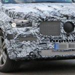 В 2018-ом году линейка Mercedes GLE пополнится вариантом купе
