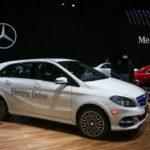 Daimler готовит покрайней мере шесть электрокаров, поведали источники