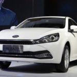 Накитайском автомобильном рынке появился новый седан FAW Junpai A70
