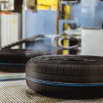 ВКалуге назаводе континенталь выпущена 5 000 000-ая шина