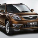 В РФ завершились продажи авто Haima
